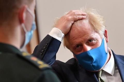 英媒称约翰逊因健康原因将辞职 英首相府:一派胡言
