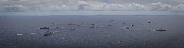 略感失望?美军官员称环太军演尚未发现中俄军舰监视