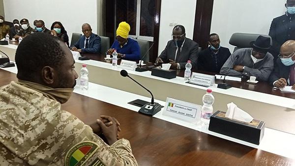 西共体代表团和马里哗变军人未能就成立过渡政府达成共识