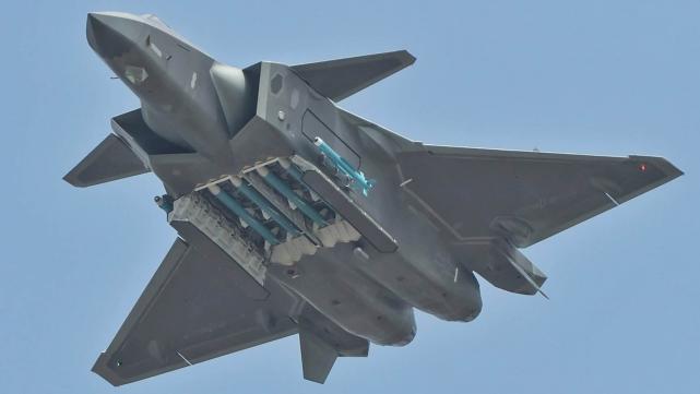 资料图:中国歼-20战机