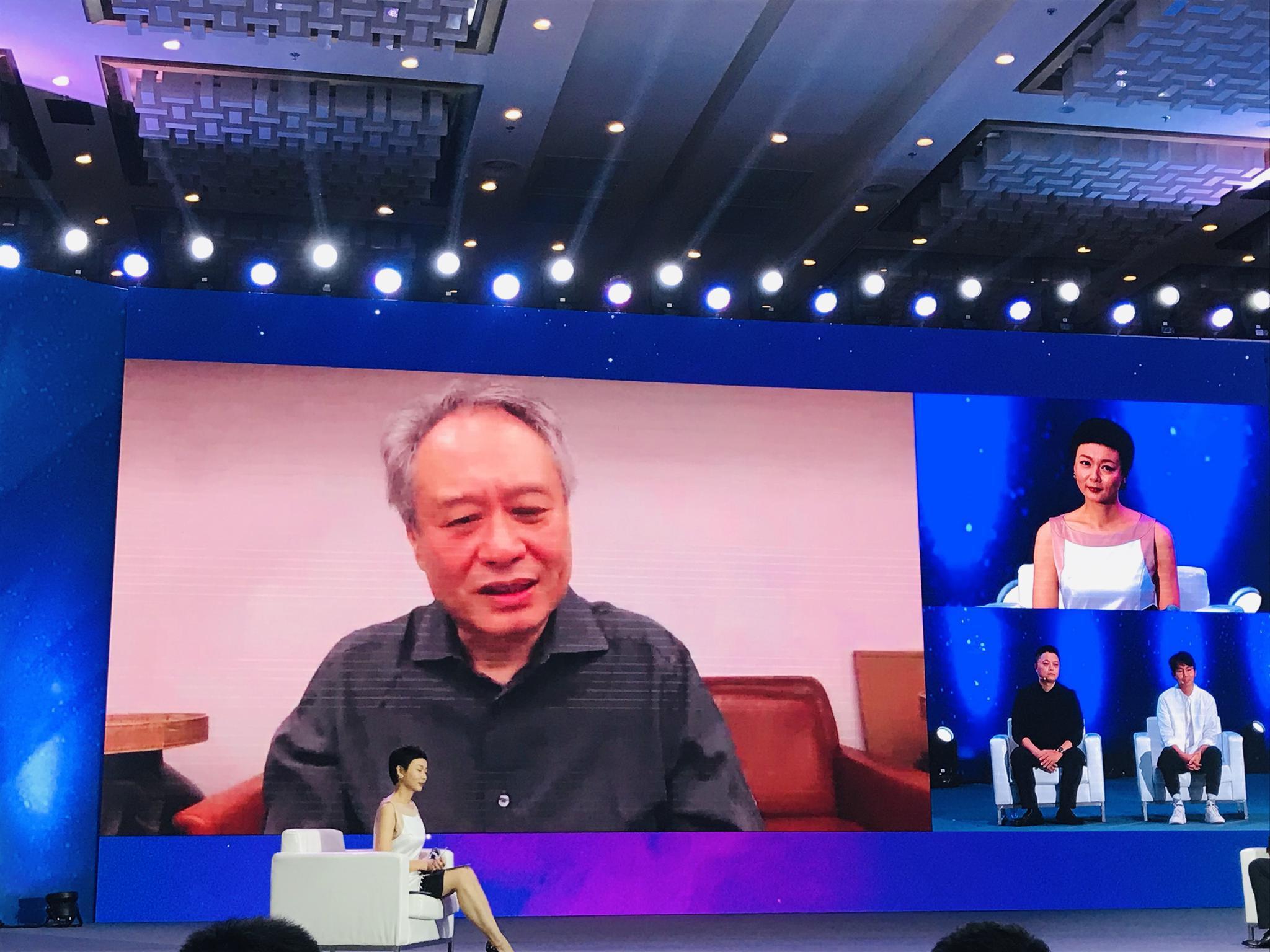 李安:我最安全的舒适圈就是冒险 不冒险令我焦躁不安