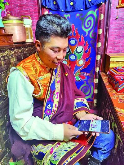 西藏阿里地区、日喀则市脱贫攻坚见闻