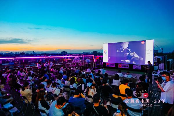 餐饮业联手影业 必胜客中国与第十届北京国际电影节首次跨界合作