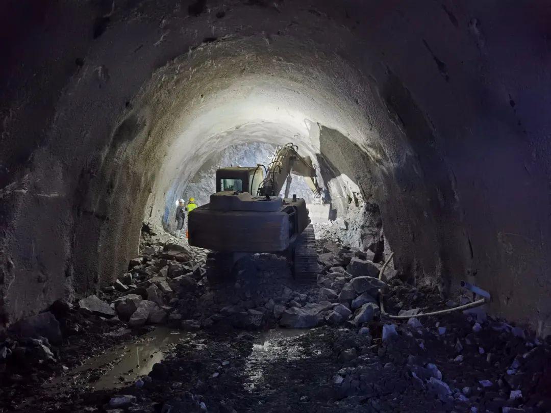 【交通】大临铁路新民隧道顺利贯通!全线未贯通隧道仅剩最后一座