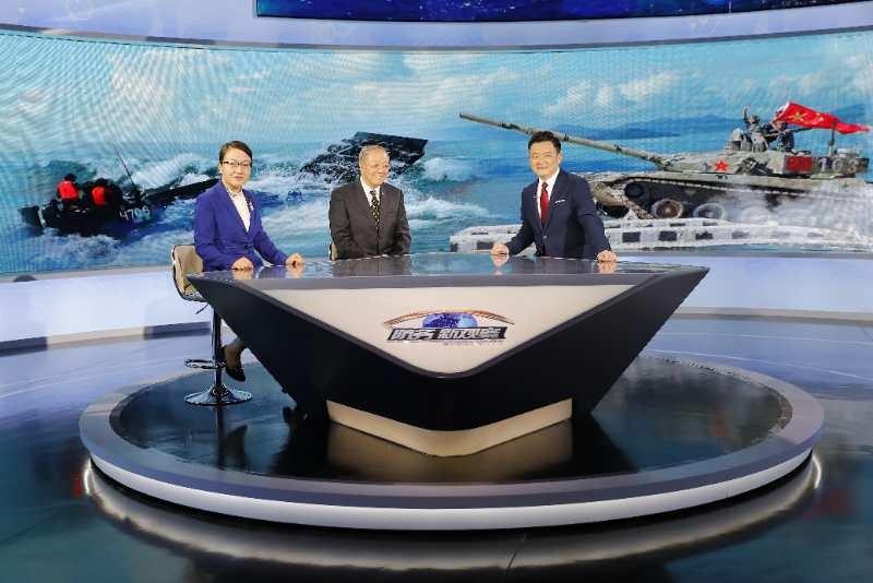 """央视主持李佳明回应""""消失""""传闻:在主持军事节目"""