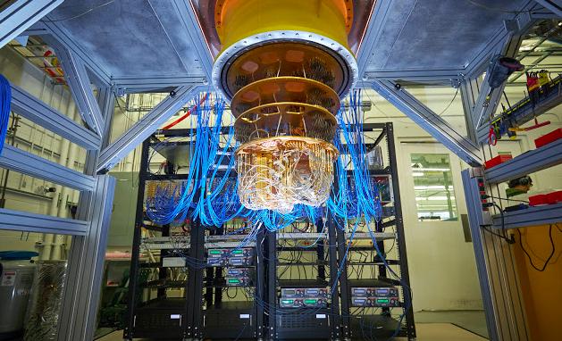 谷歌实现全球首个量子化学模拟