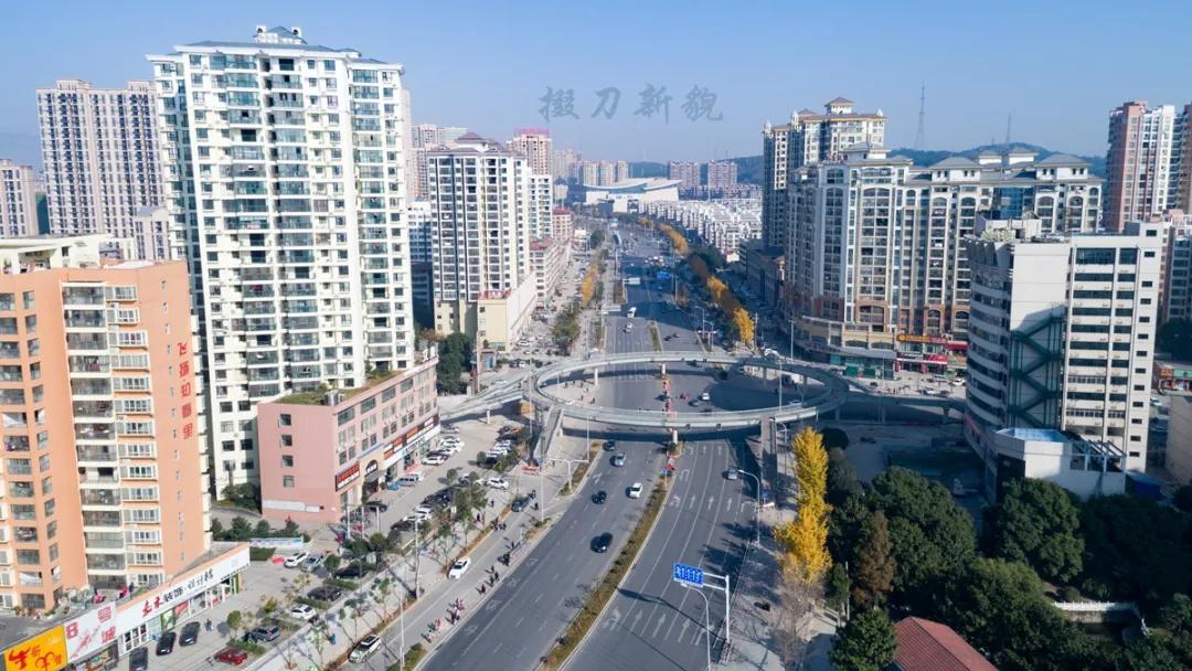 荆门高新区掇刀区投资近24亿元创新都市