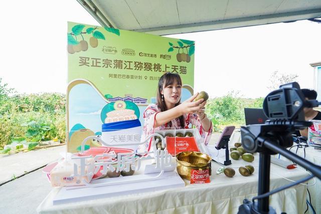 浦江成为淘宝水果电商第一县
