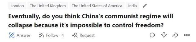 外国网友开脑洞:能像制裁朝鲜那样,制裁中国吗?