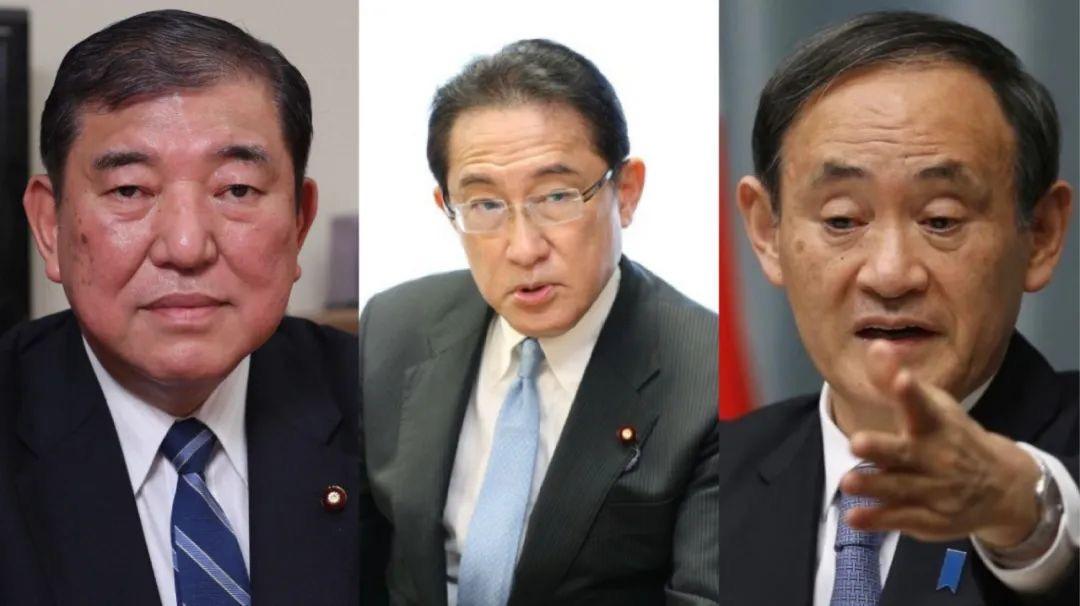 自民党群雄争夺日本新首相 民调:近七成支持河野太郎