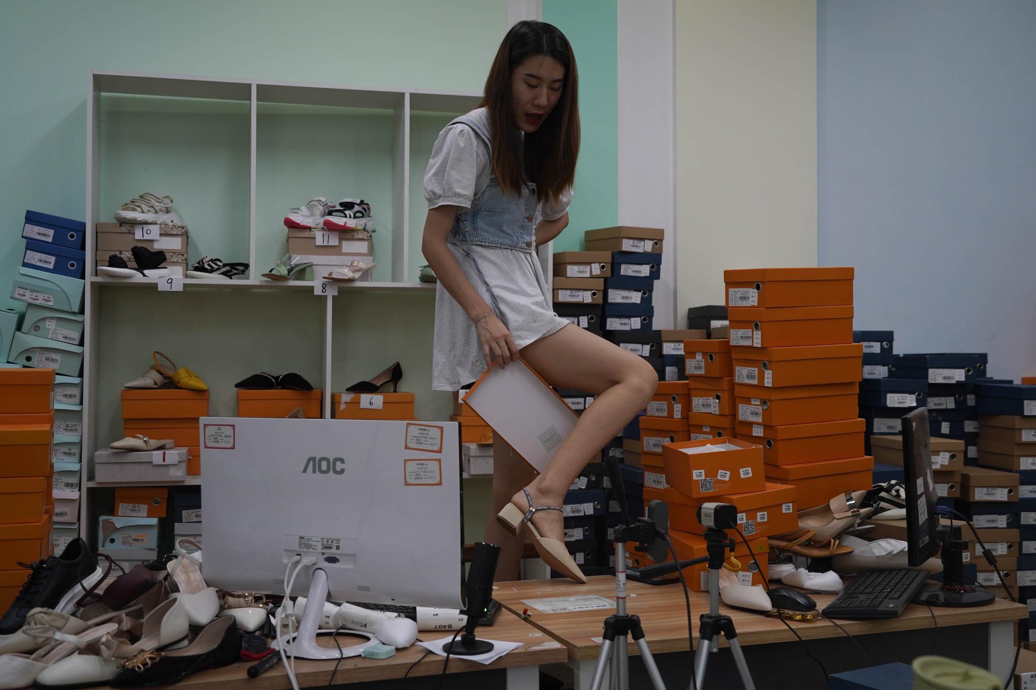 """民生直通车 生产线""""突围"""" 创新领跑""""下一站""""——""""中国女鞋之都""""转型升级之路"""