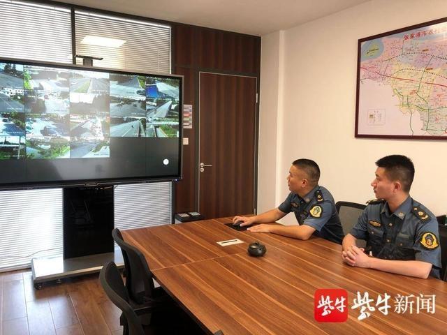 张家港首个农村公路桥梁病害监控平台建成启用