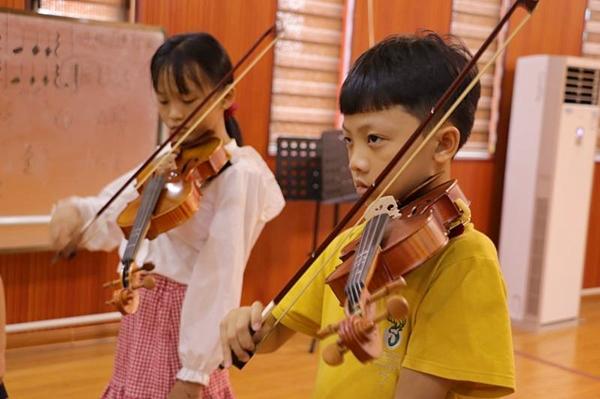 免费服务三千人次青少年 海棠区共青学堂暑期班结课