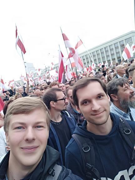 迷茫、愤怒、转变、出走:白俄罗斯抗议背后的年轻人