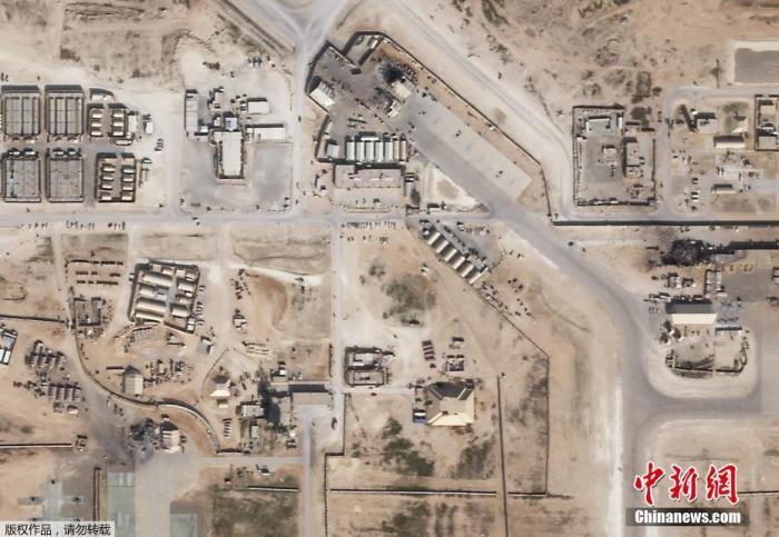 美媒:美国计划削减驻伊拉克美军至3500人