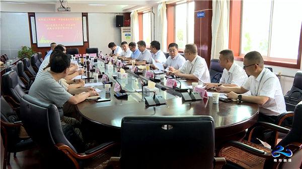 """略阳县政府与中国电信汉中分公司签署""""5G+光网""""双千兆示范城市战略合作协议"""