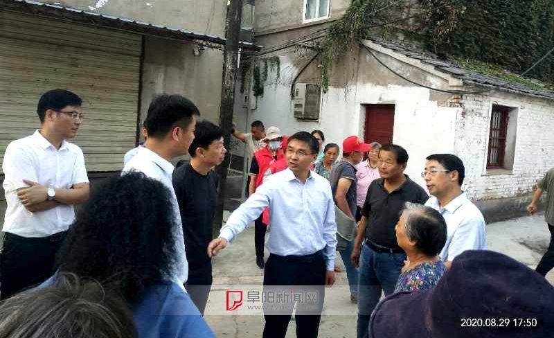 白小云暗访禹城三区 监督民族文明建设