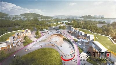 """滨海文化广场、岭南乐活公园、未来好望角……威远岛森林公园将打造""""五幕""""景观"""