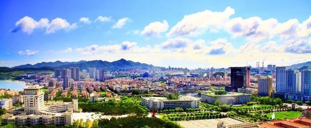 威海荣登中国外贸百强城市榜