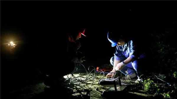 安徽阜阳供电:144公里的灯火