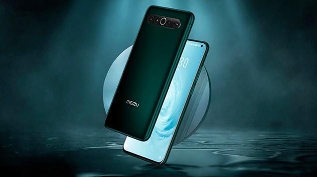 魅族17发布AG玻璃版 全新材质不加价