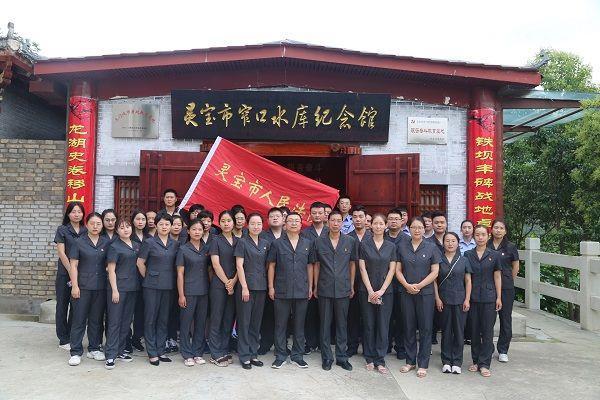 河南灵宝法院:传承红色文化 接受教育洗礼