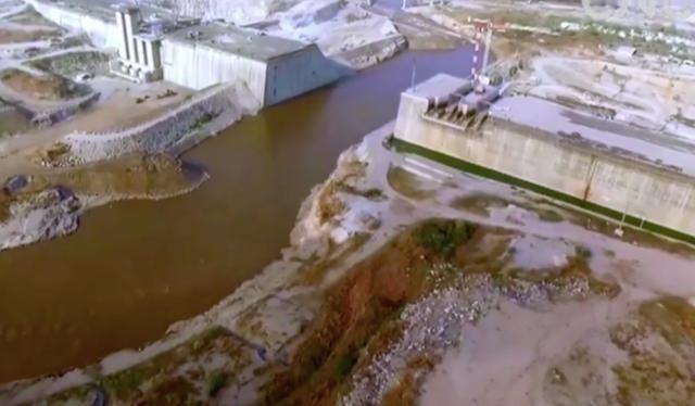 """埃塞""""复兴大坝""""矛盾难解,埃塞俄比亚、埃及、苏丹三方重启谈判"""
