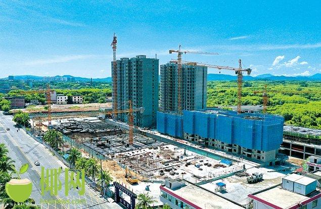 儋州那大番园棚户区城市更新改造分项目 总投资5.15亿元