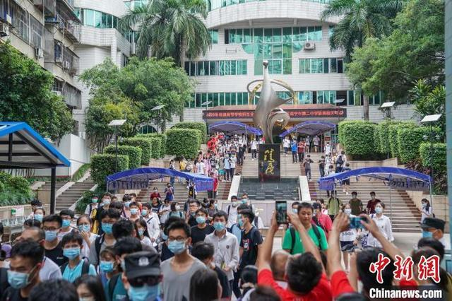 广西780名考生申请普通高考统考成绩复核 均准确无误