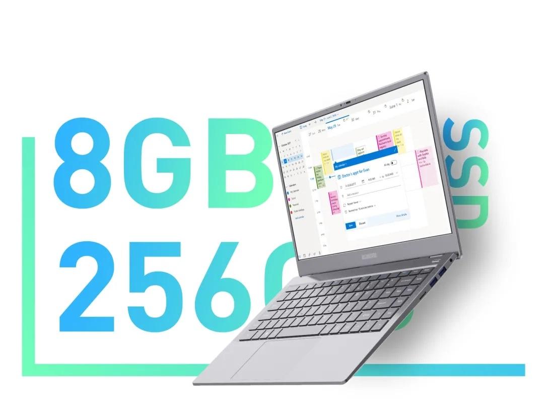 酷比魔方公布旗舰笔记本 i7Book,搭载 3.4GHz 神秘 i7