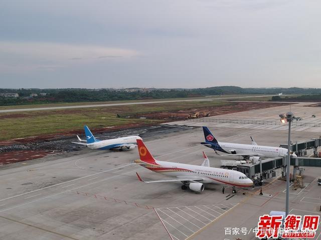 暑期高峰到来 衡阳南岳机场7月份运送旅客80546人次