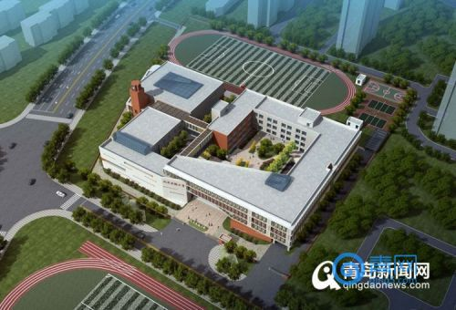 九水东路小学最新规划出炉:建面4.7万平, 规划30班