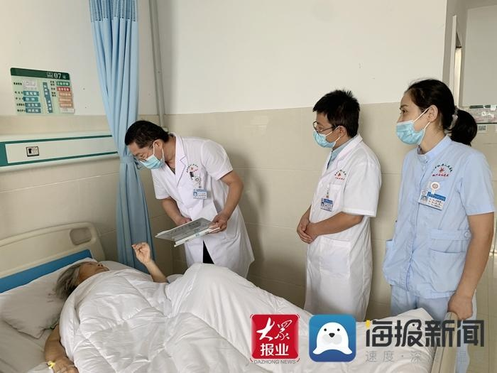 新突破 牡丹人民医院枫叶正红院区利用输尿管软镜取石