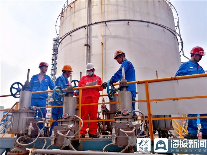 向专家借脑借力 中国化学品安全协会到广饶县开展危化企业第二轮安全检查