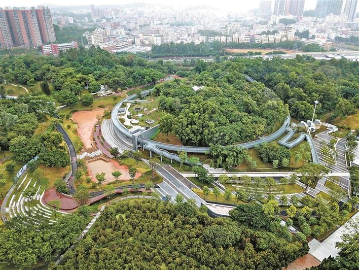 09电竞平台:龙华在禹城县建了第一个民事法律公园