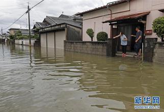 在日本因暴雨受灾留学生可申请10万日元补贴