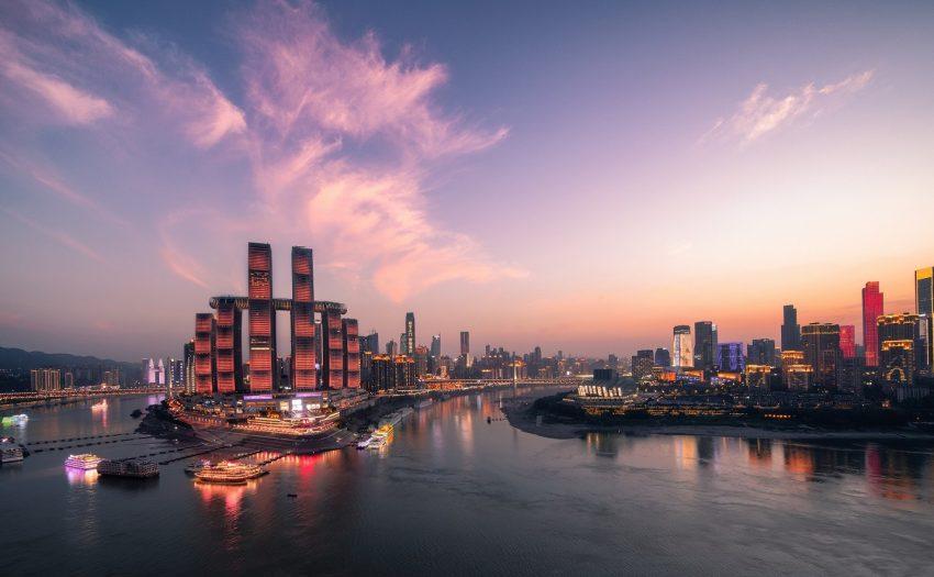 重庆来福士洲际酒店宣布开业