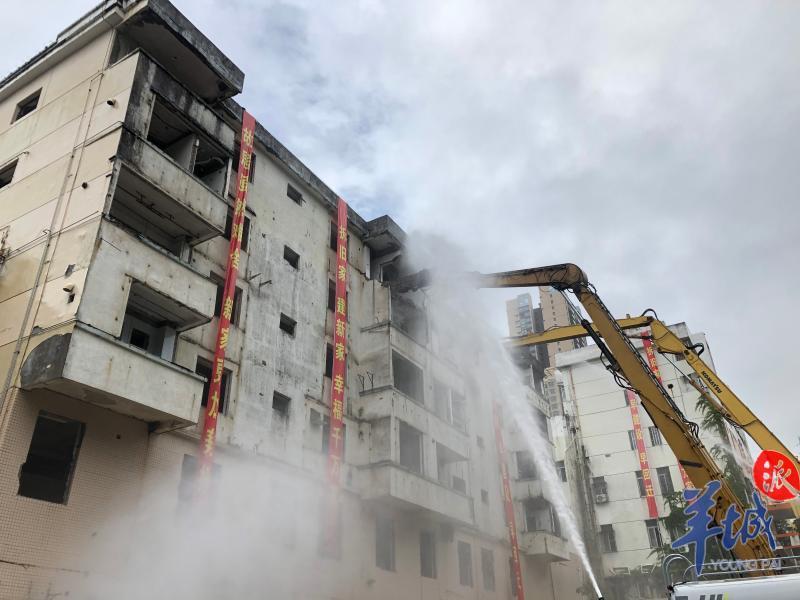 """年盐田第一个棚改项目迎来""""首拆"""",建成后可提供千套人才住房"""