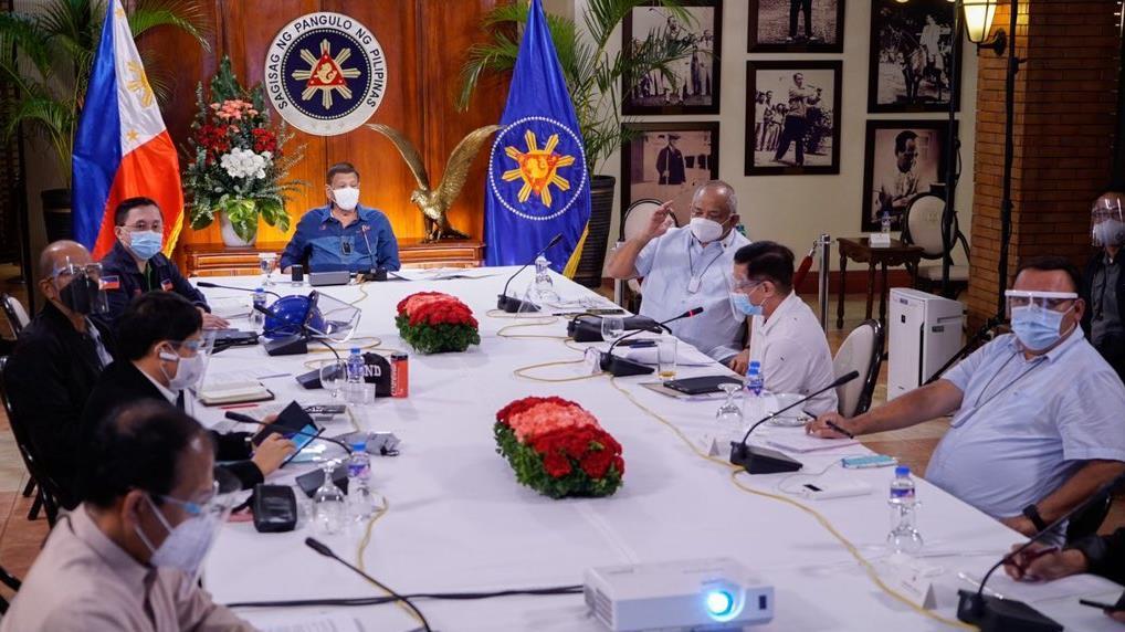 再封城!菲律宾首都大马尼拉地区防疫措施升级