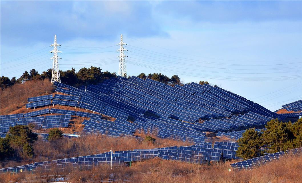 河北承德清洁能源发电量占全市电力总装机的78.34%