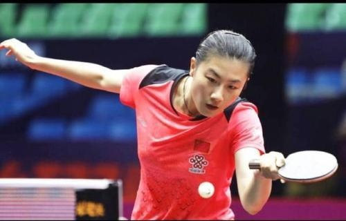 8月8日国乒开启奥运模拟赛,女队两主力竟缺席