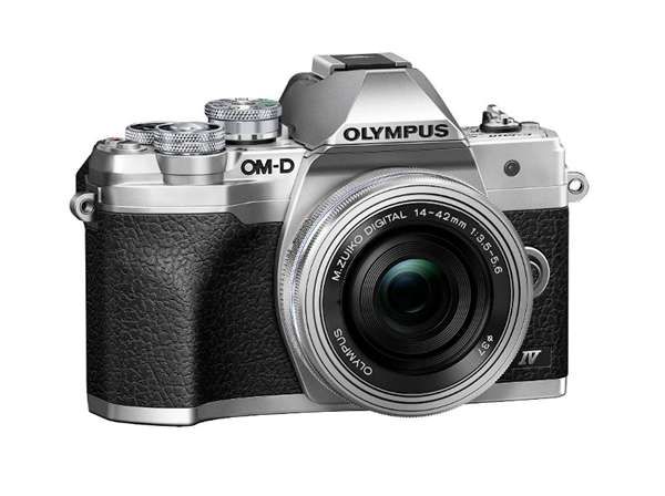 奥林巴斯全新微单相机发布:五轴机身防抖/2000万像素图像传感器