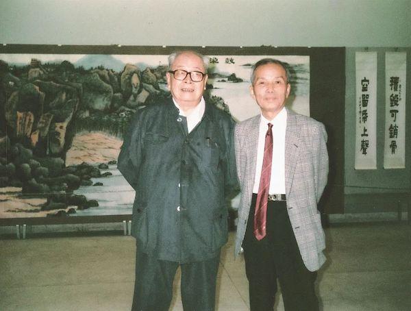 """看赖少其与唐云的""""丹青相照"""",上海中国画院将办二人合展"""