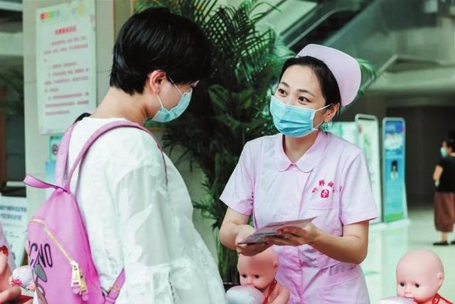 河北邯郸市妇幼保健院母乳喂养周活动启动