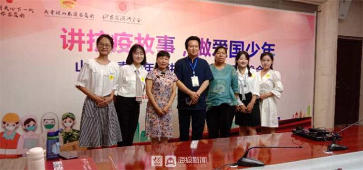 """德州临邑4名学生在省青少年演讲活动中赢得""""优秀组织奖"""""""