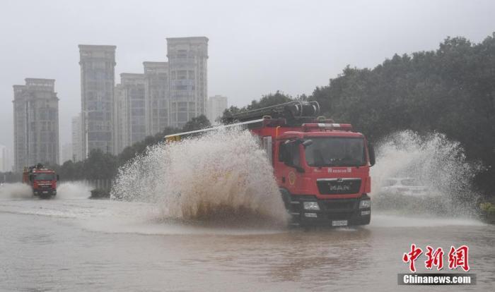 """两部门部署台风""""黑格比""""防御工作:做好人员转移避险"""