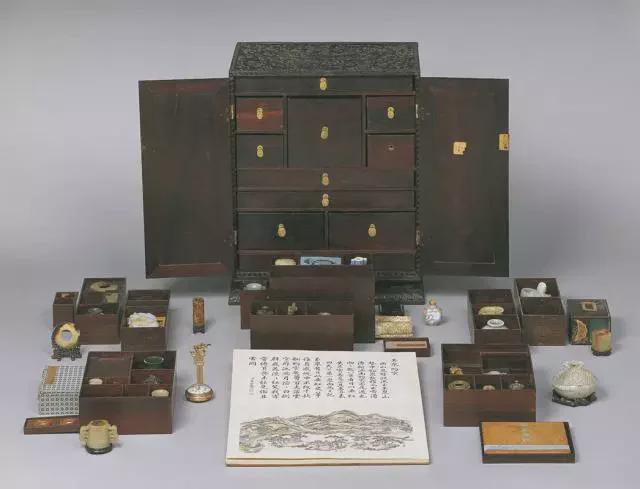 【品鉴】从这些箱、盒、匣,看古人收纳的艺术