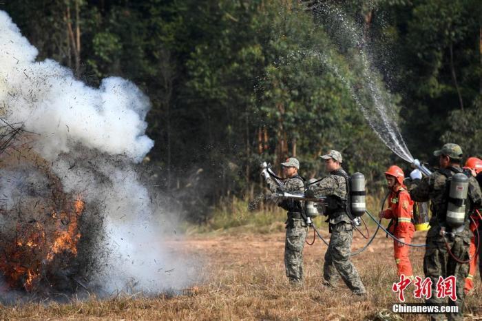 国家森防指安排部署森林草原防灭火专题调研工作