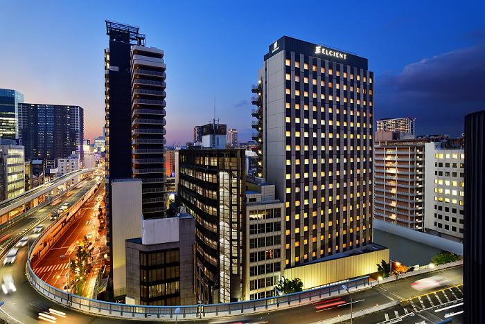 Hotel Elcient Osaka将于2020年夏在大阪曾根崎开业