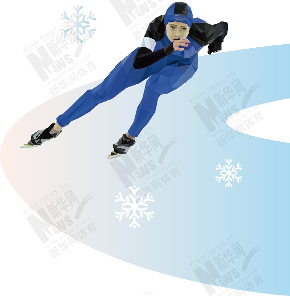 """图解北京冬奥项目①——时速争锋的""""速度滑冰"""""""